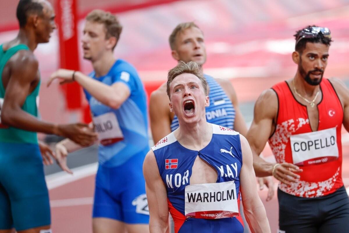 BLOGI JA FOTOD | Rasmus Mägi Eesti rekordiga seitsmes, Karsten Warholm jooksis ulmelise maailmarekordi!