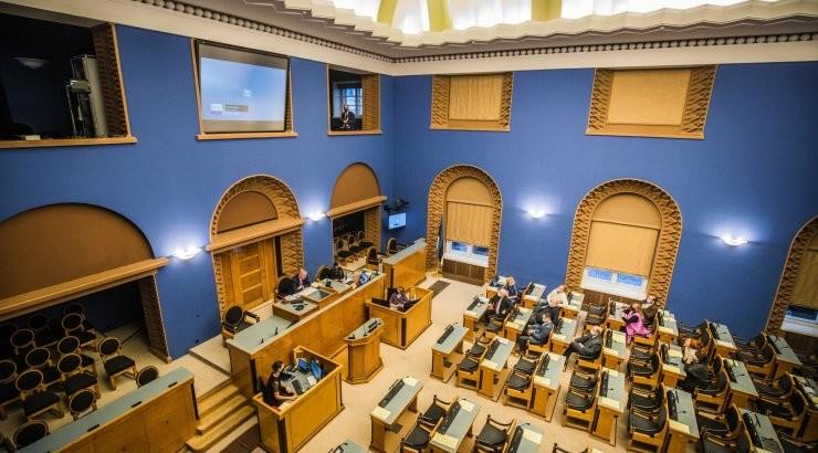 Põhiseaduskomisjon võttis erikomisjonide moodustamise põhimõtete aruteluks lisaaega