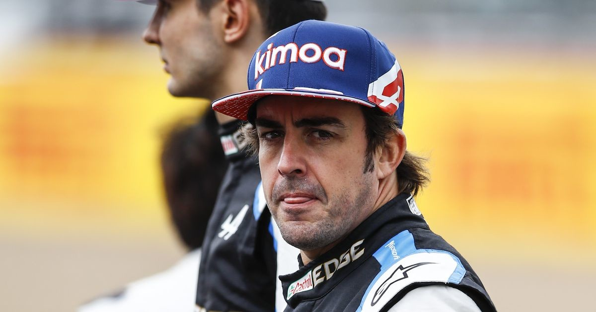 Endise maailmameistri arvates on Alonso endiselt parim F1 sõitja