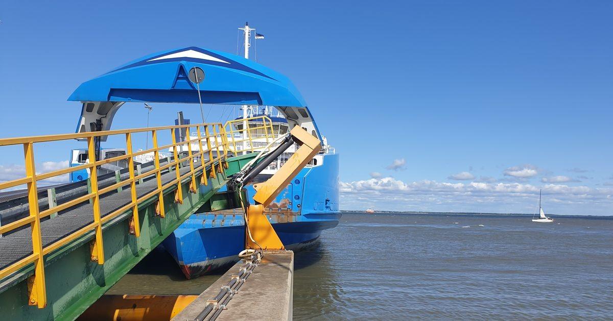 Täna ja homme jätkub vabagraafik , laupäevast vahetab Regula välja üks Hiiu liini parvlaev