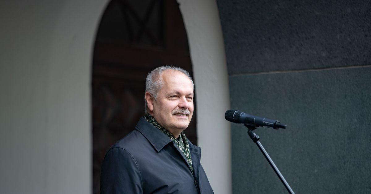 Põlluaas lubab riigipeaks saades olla ka sotside ja LGBT kogukonna president