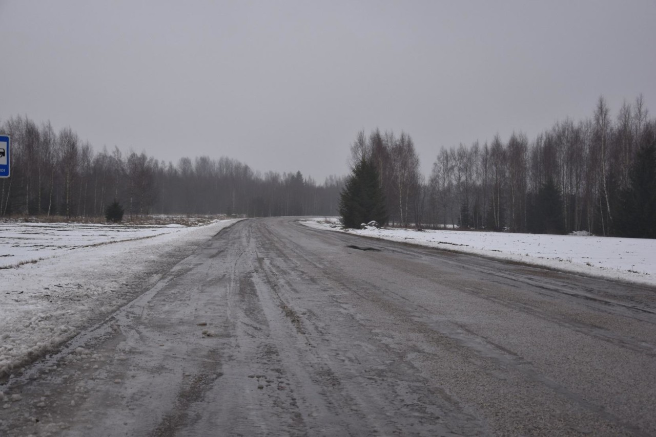 NB! Transpordiamet kehtestab üle Eesti rasked ilmaolud jäävihma ja erakorralise libeduse tõttu