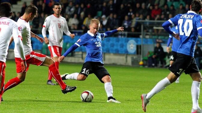 Doktoritöö: Eesti jalgpall langes kommunismi ohvriks
