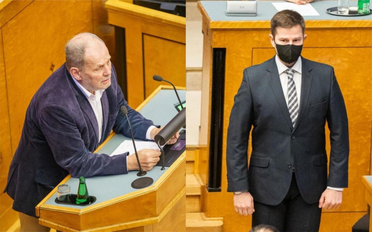 Peeter Ernitsa avalik kiri siseminister Kristian Jaanile: Kas Eesti riiki juhib tegelikult politseikindral?