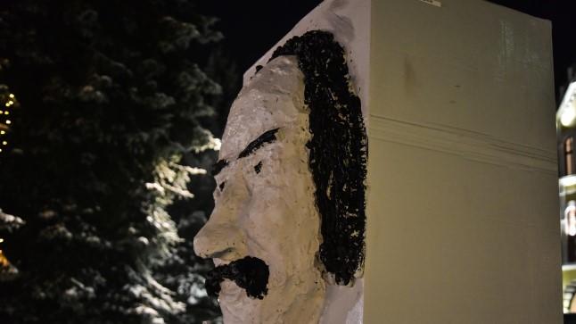 FOTOD | Jaak Joala sai sõbra! Viljandisse kerkis veel üks Eesti muusiku monument