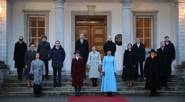 Ratase meeskond jättis Kaja Kallasele päranduseks koroonahirmu valitsuses