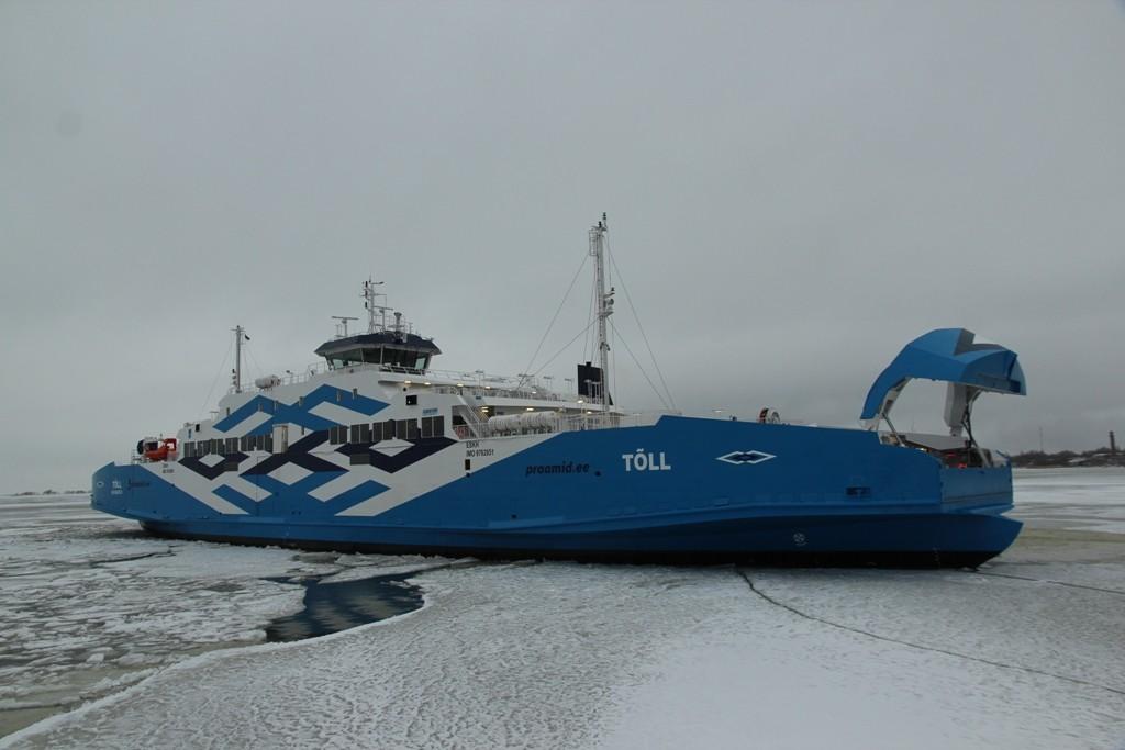 Viiruse tõttu jääb ära laevareise nii Saaremaa kui ka Hiiumaa liinil