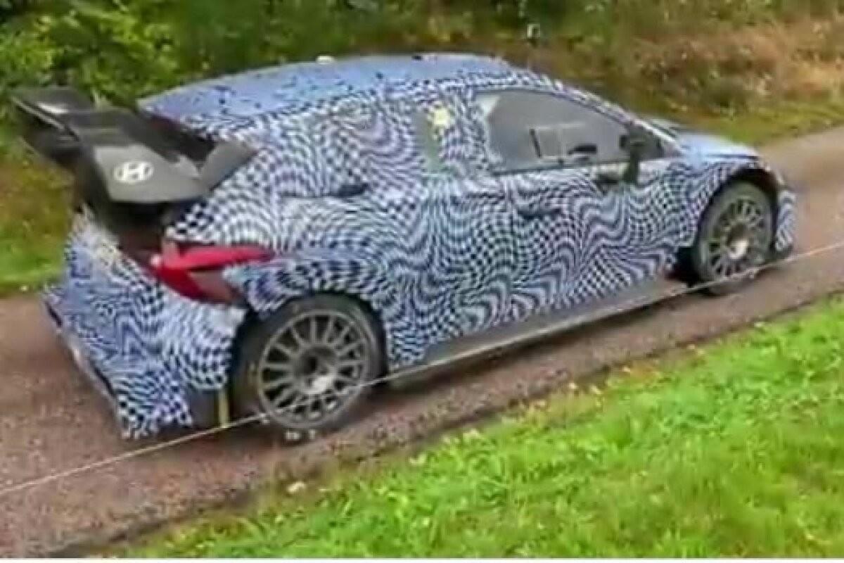VIDEO | Lõpuks ometi: Hyundai hübriidauto testimine lekkis meediasse