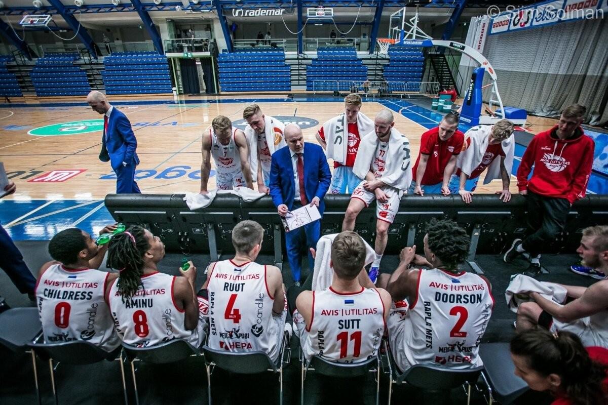 OTSE DELFI TV-s | Eesti-Läti ühisliiga Final Six alustab! Rapla üritab veerandfinaalis hammustada Ventspilsi