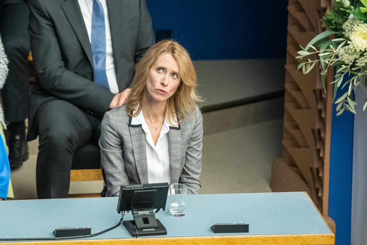 Kaja Kallas tõestas taas, et ei jaga tegelikest rändeprobleemidest suur midagi