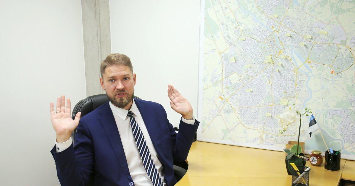 Artjom Suvorov: linnavalitsusse ma enam ei lähe