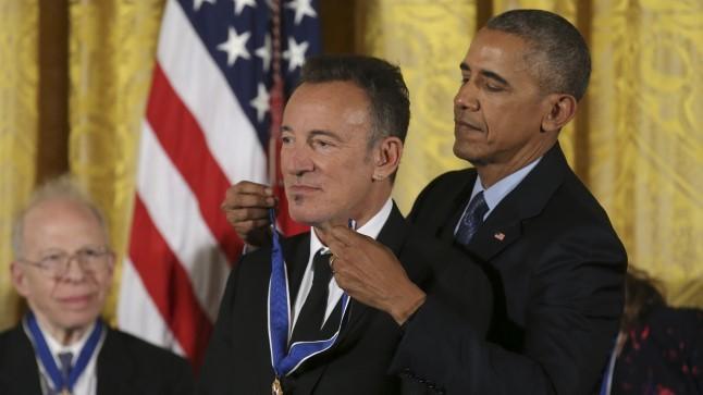 Barack Obama ja rokilegend teevad ühist vestlussaadet