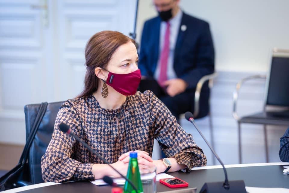 Liina Kersna: Valitsuses ei kuula keegi mind.