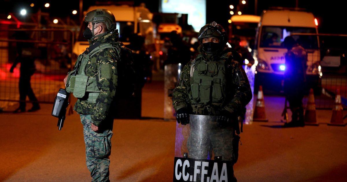 Ecuadori vanglarahutustes sai surma vähemalt 18 inimest