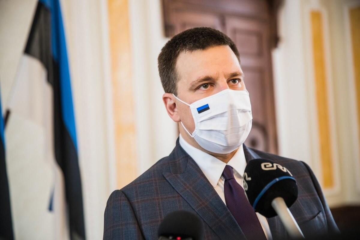 Jüri Ratas lükkab vaktsineerimise edasi, ent soovitab kõigil teistel end kaitsesüstida