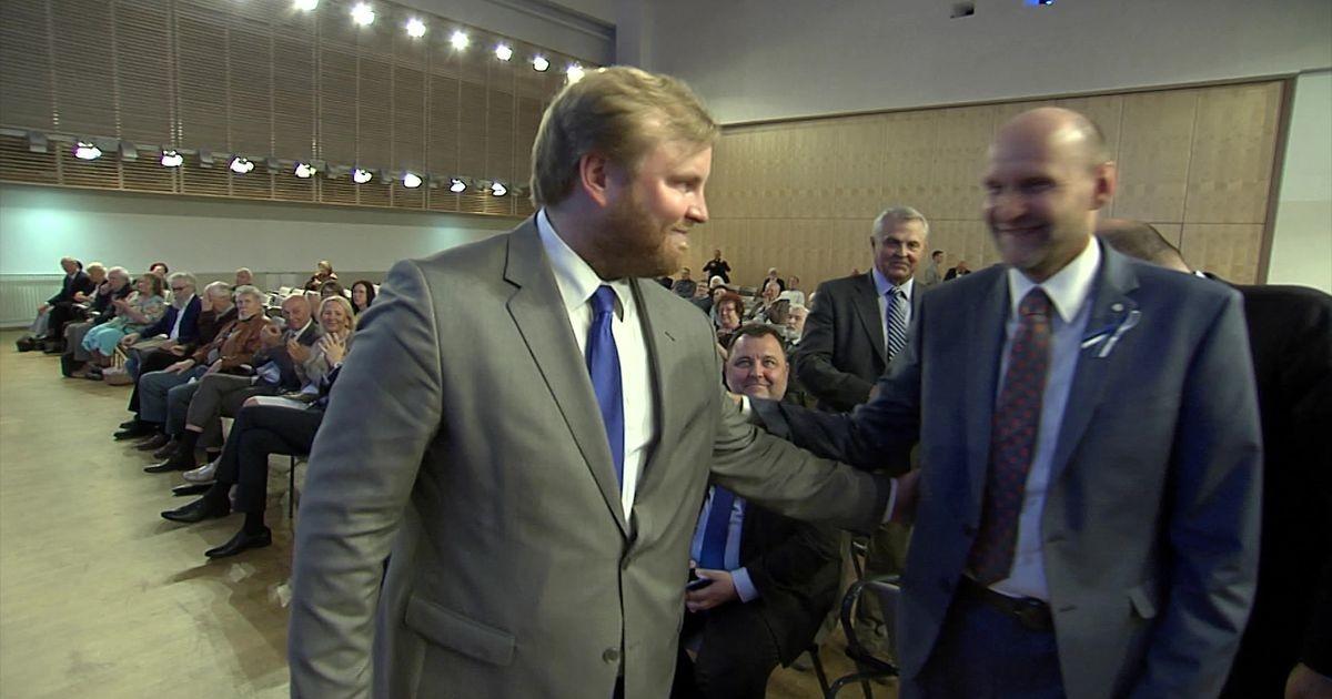 Reporter: Madis Sütt heideti Isamaast kõrvale