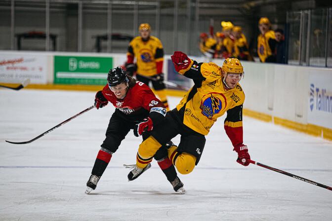 Nädalavahetusel selgub Eesti jäähoki karikavõitja