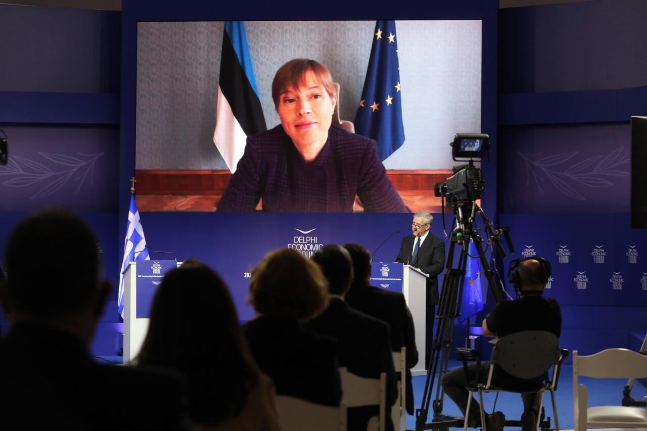 Aeg suurushullustusest vabaneda: Eesti Vabariik ei ole president Kaljulaidi riik