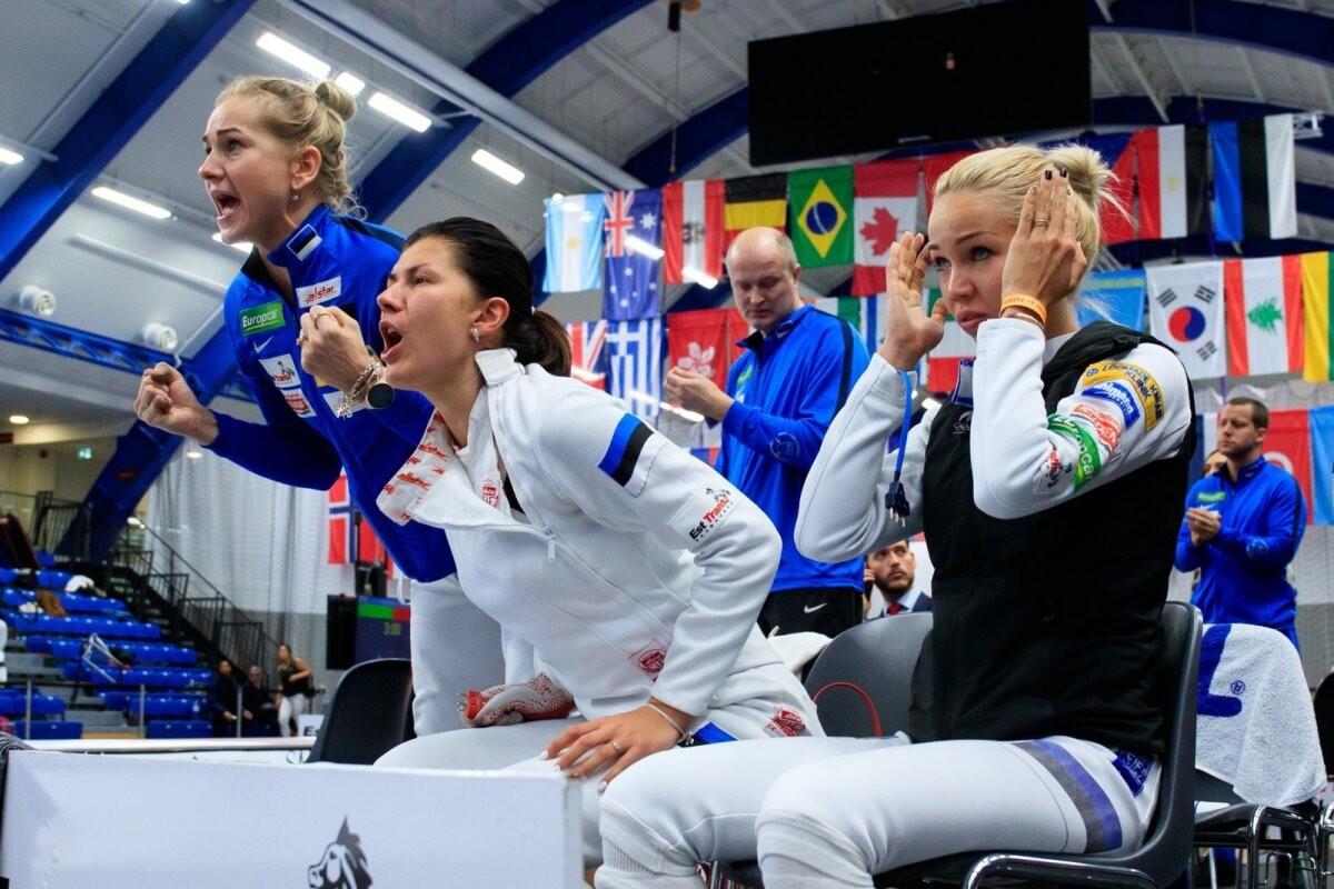 Esimesena vehklemisnaiskonnast välja jäänud Kuusk: teadsin, et tuleb kuldmedal! Eesti võistkond oli kõige terviklikum