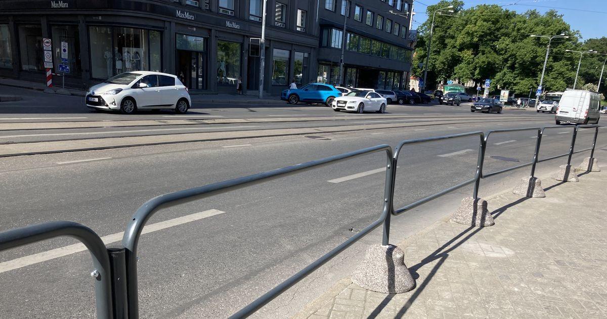 Tallinnas asendatakse torupiirded uute ja ohutumatega