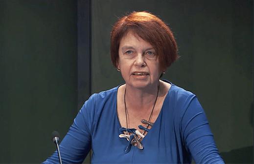 Irja Lutsar: Teadusnõukoda ei soovitanud maske ühissõidukites kohustuslikuks teha, valitsus ei kuula meid.