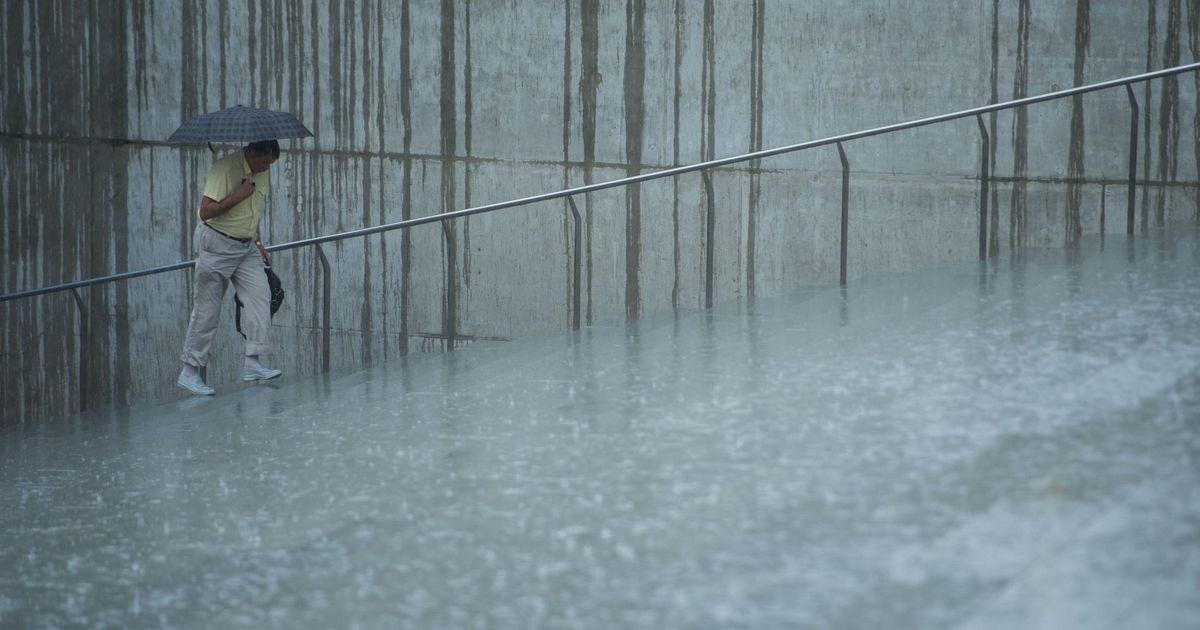 Äike toob kaasa tormi-iile ja sadada võib nagu oavarrest