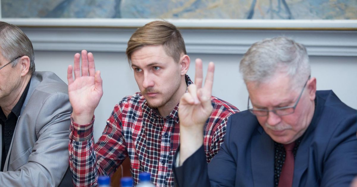 Armukolmnurk purustas noore Isamaa poliitiku karjääri