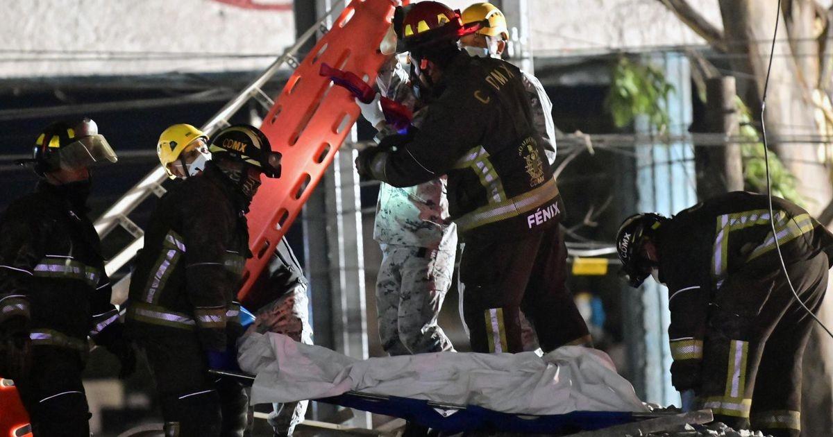 Méxicos nõudis metrooviadukti varing üle 20 inimese elu