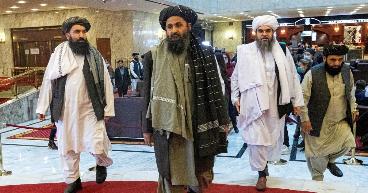 Talibani juhtkonnas lahvatas riid