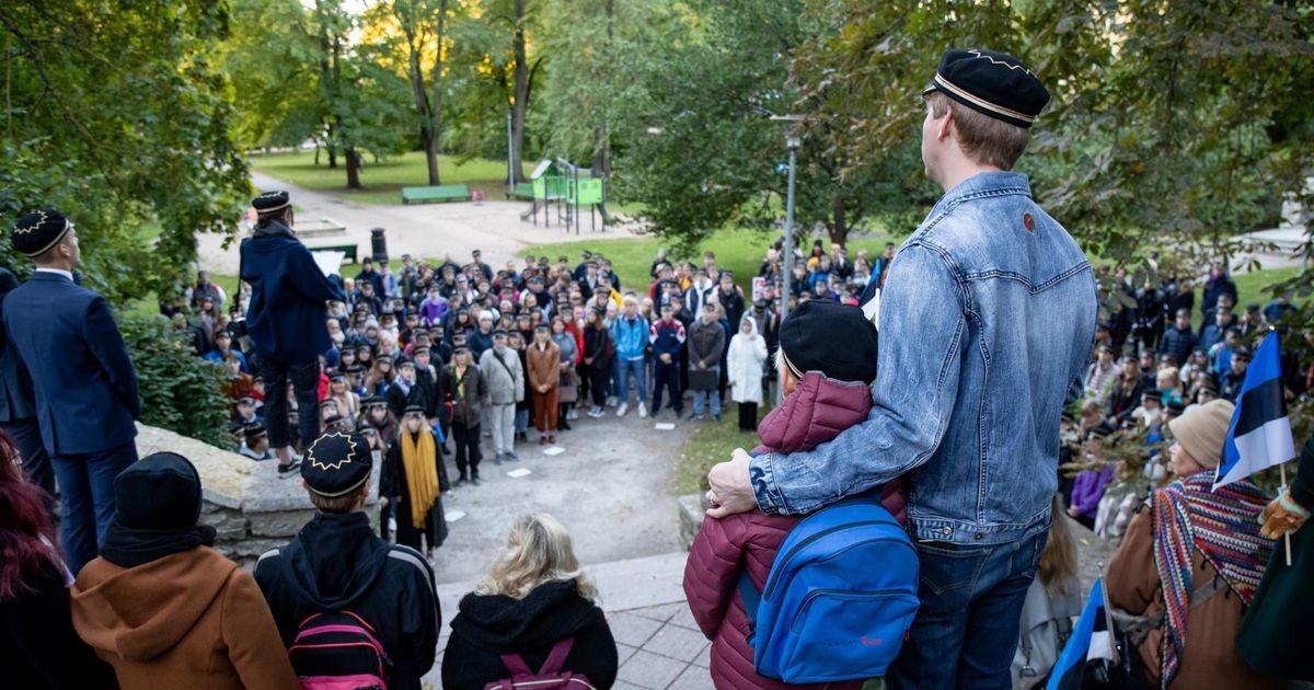 Õpilased ja õpetajad rändasid ajas tagasi iseseisvuse taastamise aega