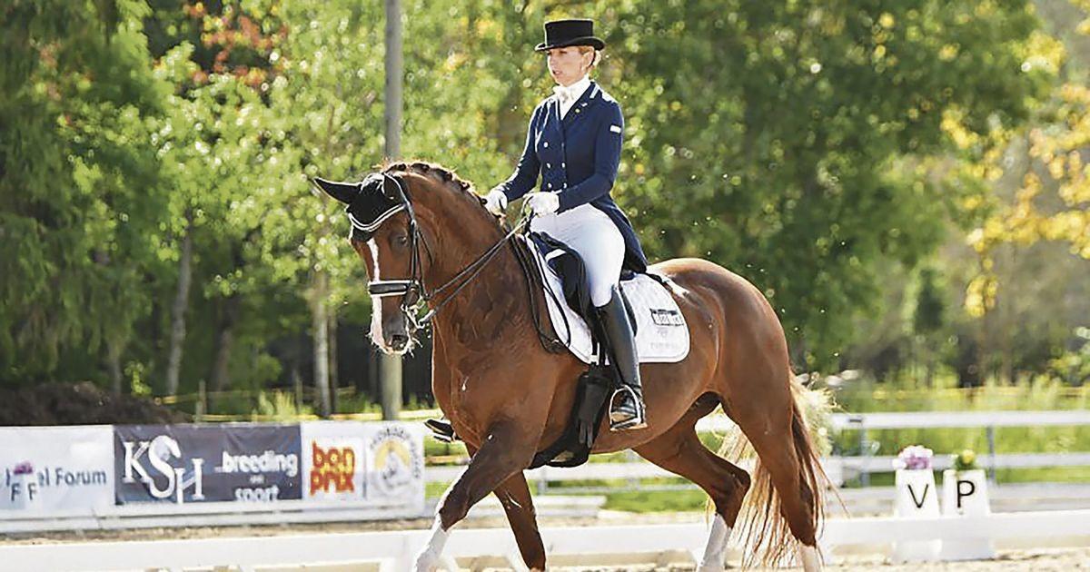 Eesti olümpiakoondis täienes sportlase ja loomaga