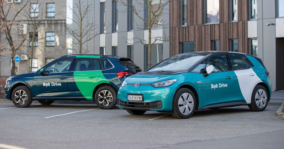 Bolt Drive laieneb Pärnusse