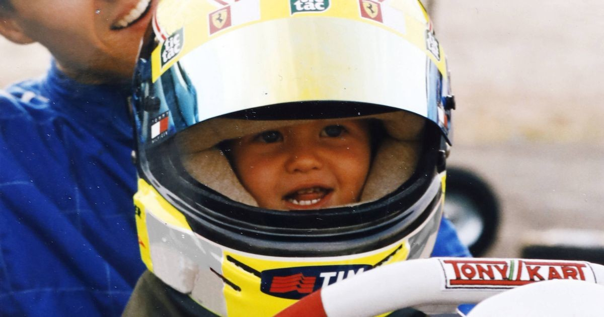 Michael Schumacheri poeg avaldas nõuande, mille ta sai isalt vahetult enne traagilist õnnetust