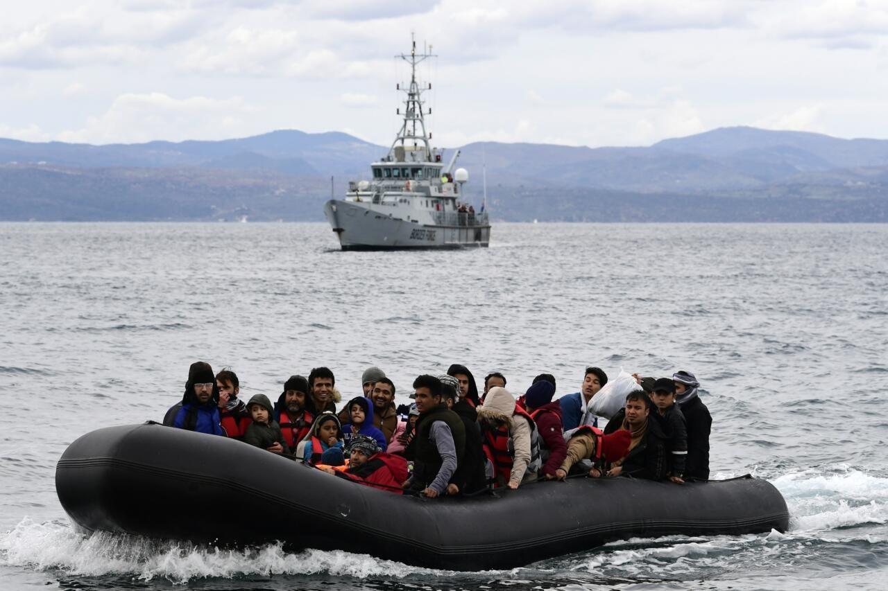 Euroopa Kontrollikoda pole rahul Frontexi tööga Euroopa välispiiri kaitsmisel, töö takistajateks on inimõiguslased