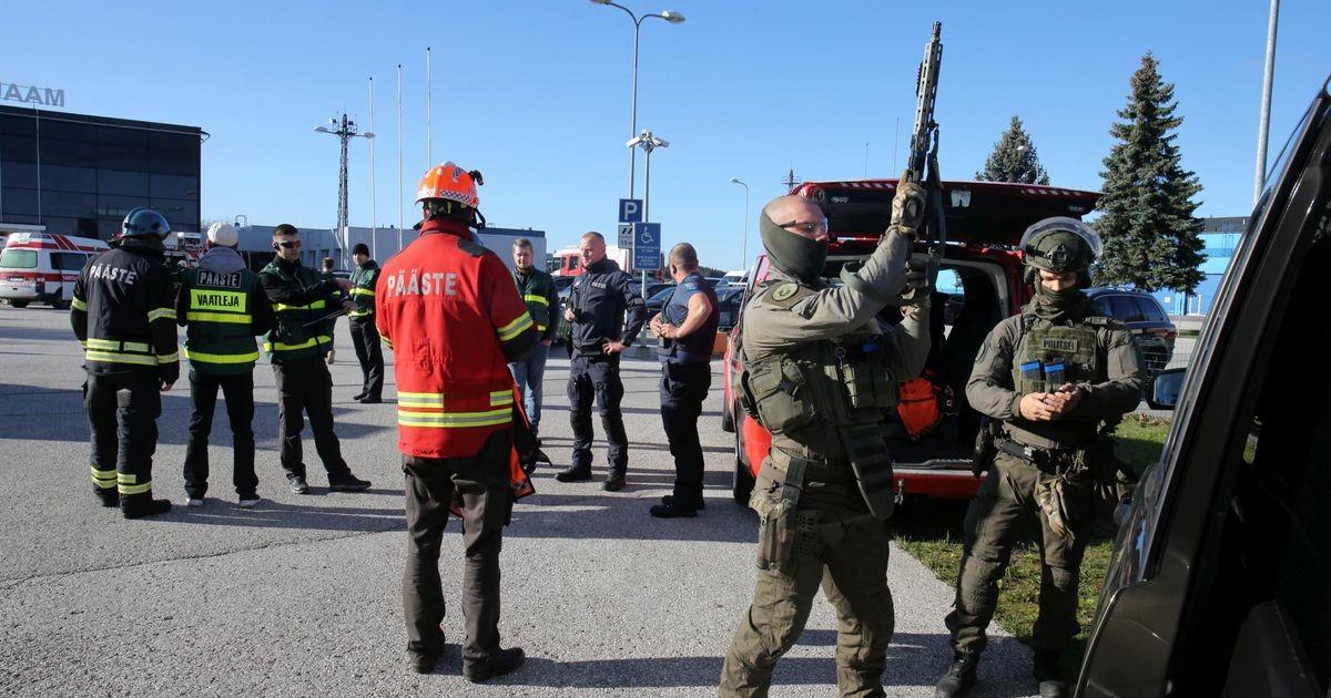 80 inimest harjutas lennujaamas terroristide tõrjumist