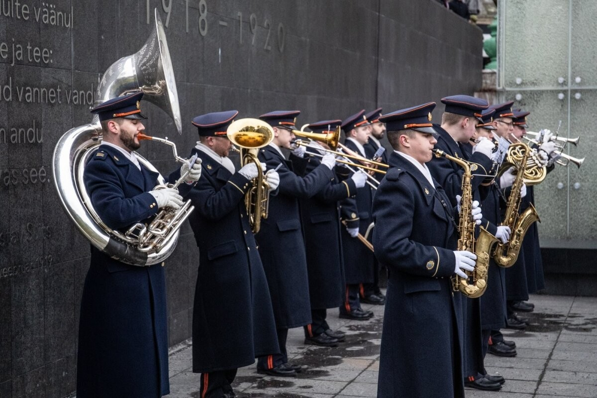 Kaitseväe orkestrandid kaotavad töö. Herem: kokkuhoiu käigus ei tohi kaitseväe lahinguvalmidus langeda
