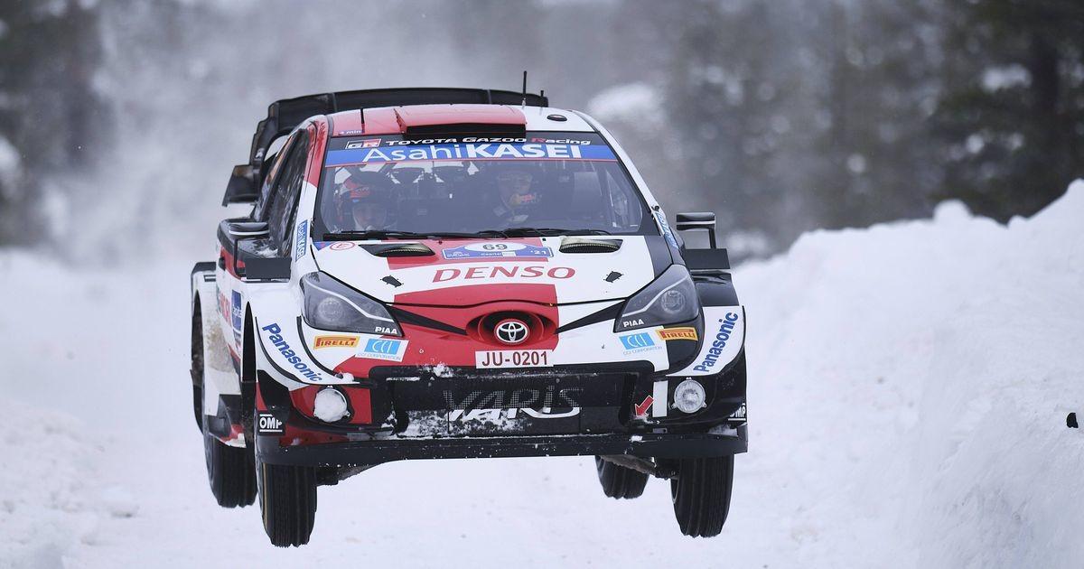 Toyota võis Horvaatia ralli testiga alt minna
