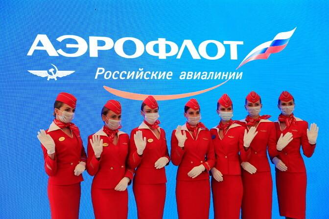 Aeroflot peatas Moskva-Vilniuse lennud