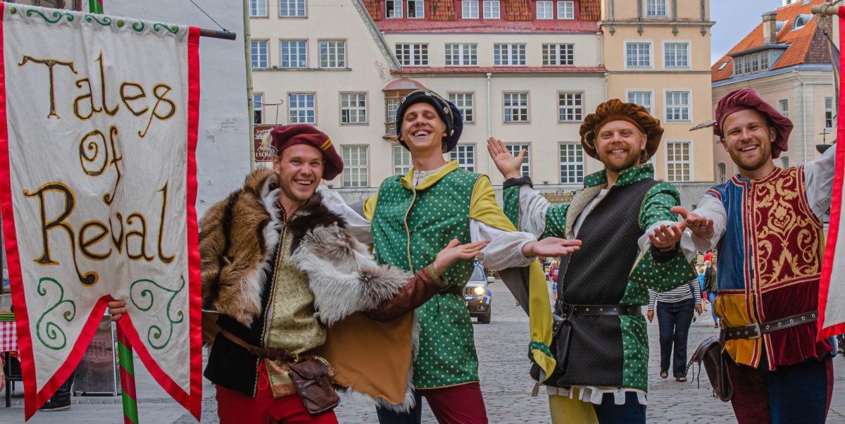 Tallinna ettevõtlusauhindadele kandideerib rekordarv ettevõtteid
