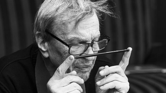 Suri näitleja Aleksander Eelmaa