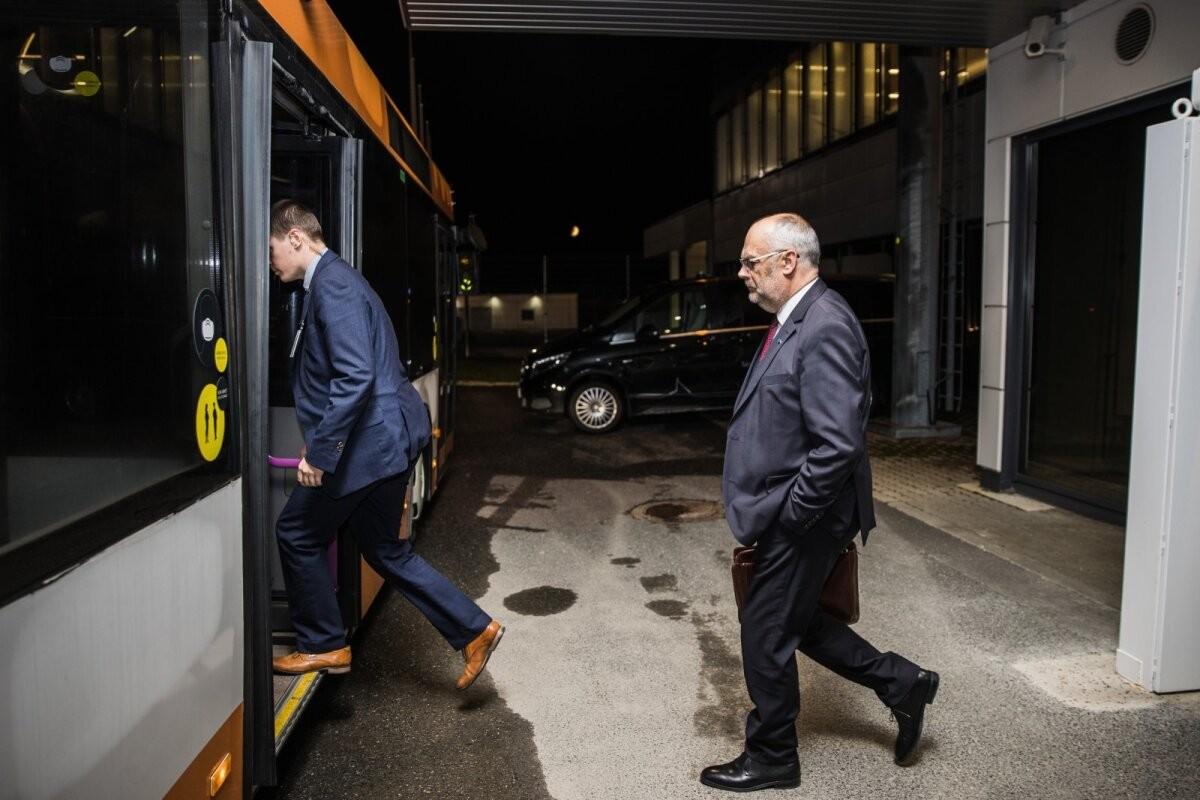Pandeemia nurjab kõik: Alar Karise visiit Soome jääb ära, kuna president Niinistöl tuli jääda eneseisolatsiooni