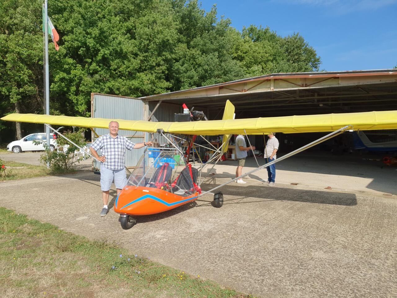 Henn Põlluaas osaleb Jõhvi lennunduskonverentsil