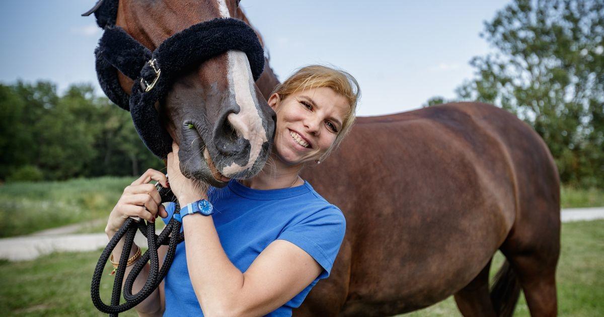 Dina Ellermann ja Donna Anna teevad Tokyos Eesti ratsaspordi ajalugu