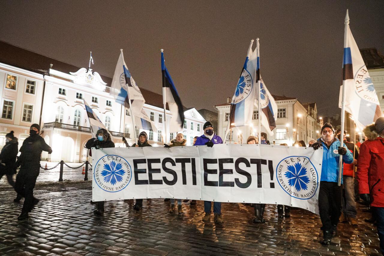 Kuni on alles rahvusmeelsed eestlased, püsib ka rahvuskonservatiivne erakond