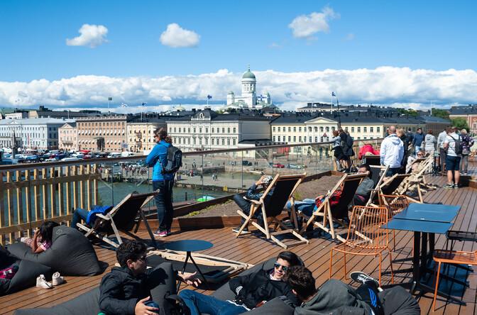 Soome lubab alates esmaspäevast kruiisituristidel maale tulla