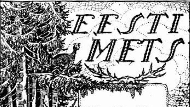 Eesti Metsa alguse lugu ehk Kuidas metsamehed endale ise ajakirja tegid
