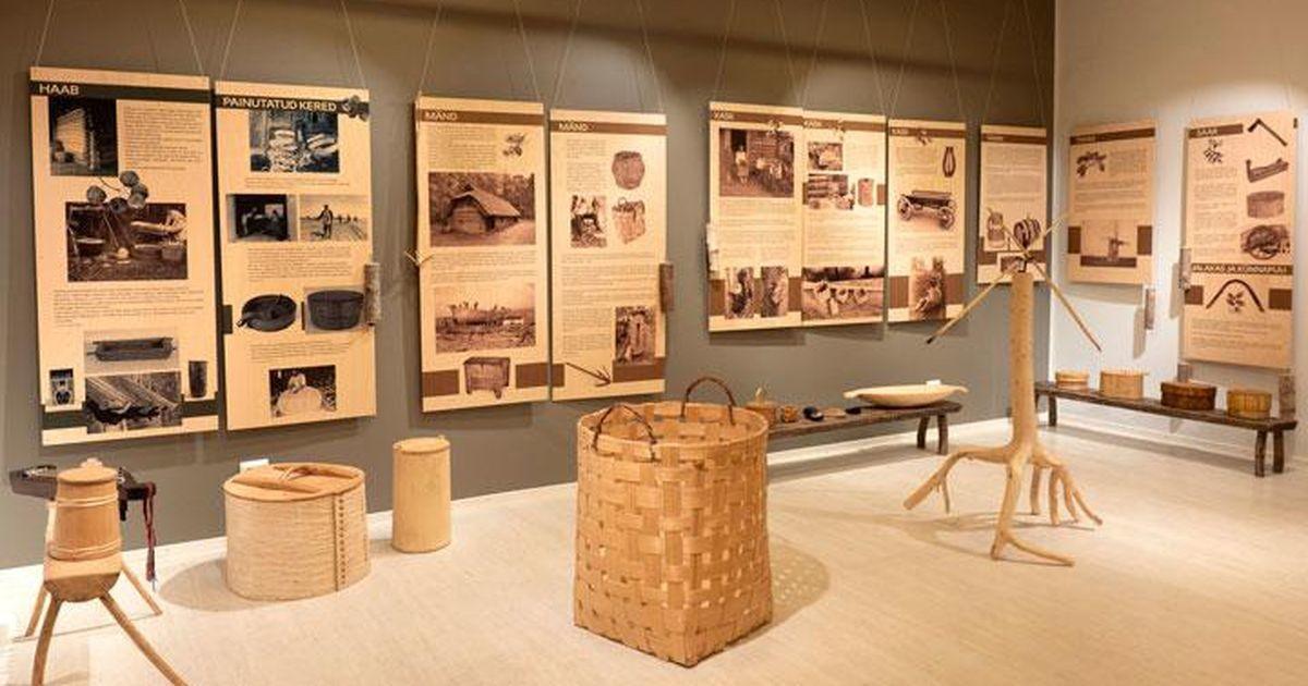 Viljandi muuseum avanes koos uue näitusega