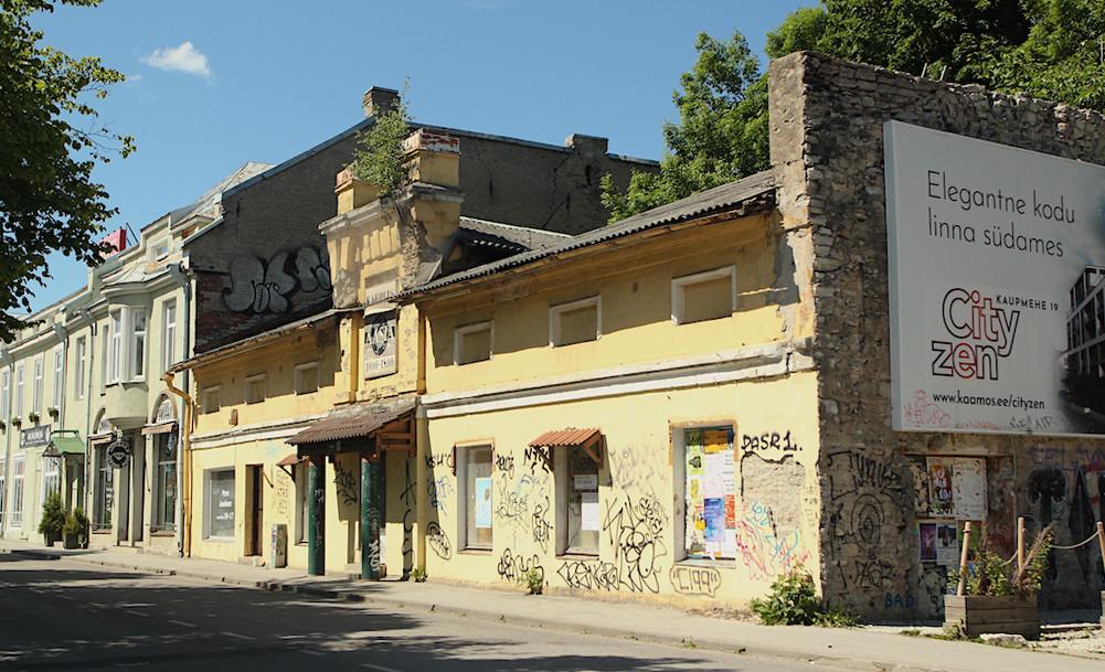 Jaak Juske: Tsaariajast pärit kunagist kino- ja loomaaia hoonet ei tohi lammutada