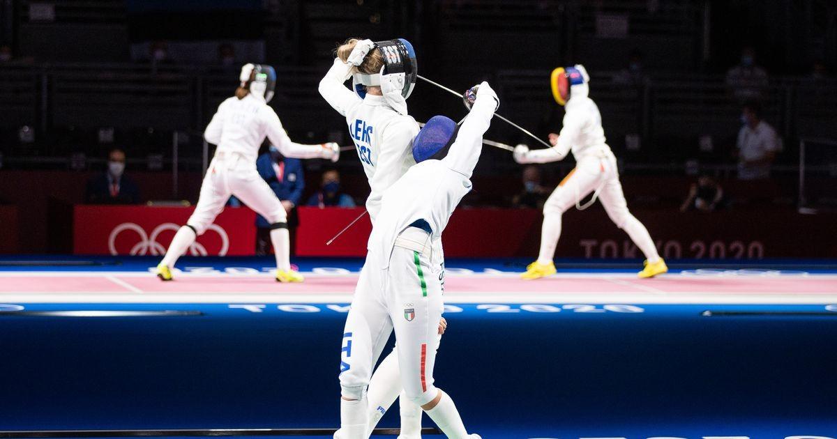 Kas päeva võidukalt alustanud Eesti epeenaised suudavad jõuda ka finaali?