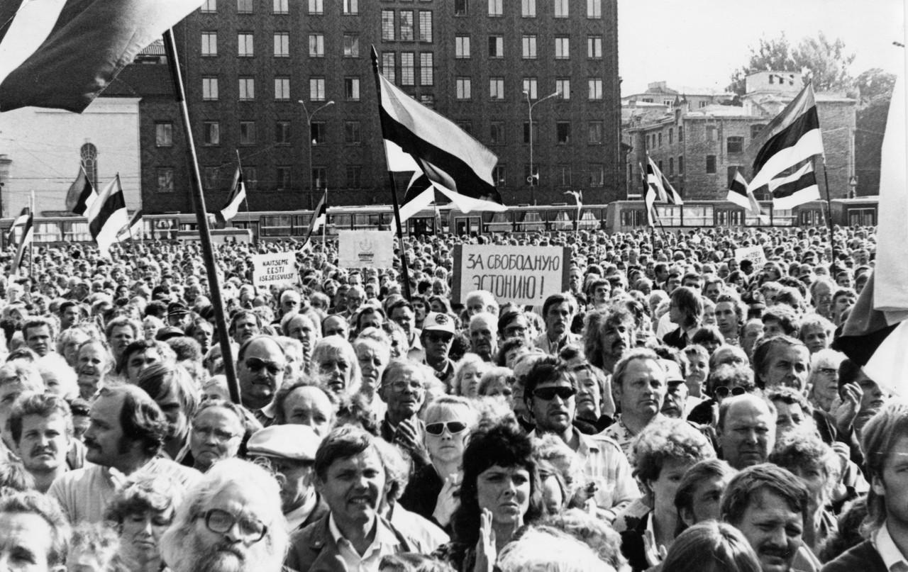 Rein Veidemann: Eesti riik – sünd ja kestmine kultuuris